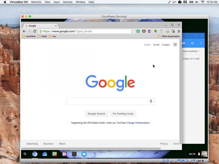 how to re download chrome os app
