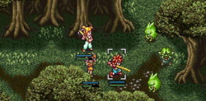 Chrono Trigger DS Screenshot