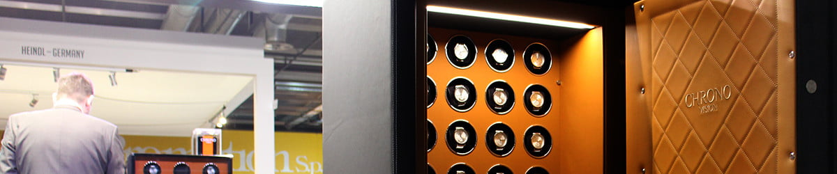 This $36,000 safe is what Bruce Wayne would use for his watch collection