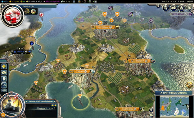 civilization 5 gods and kings