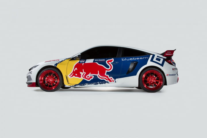 honda civic coupe grc news performance pictures