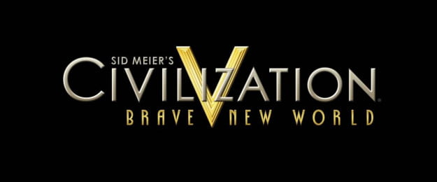 Civilization 5 Brave New World logo