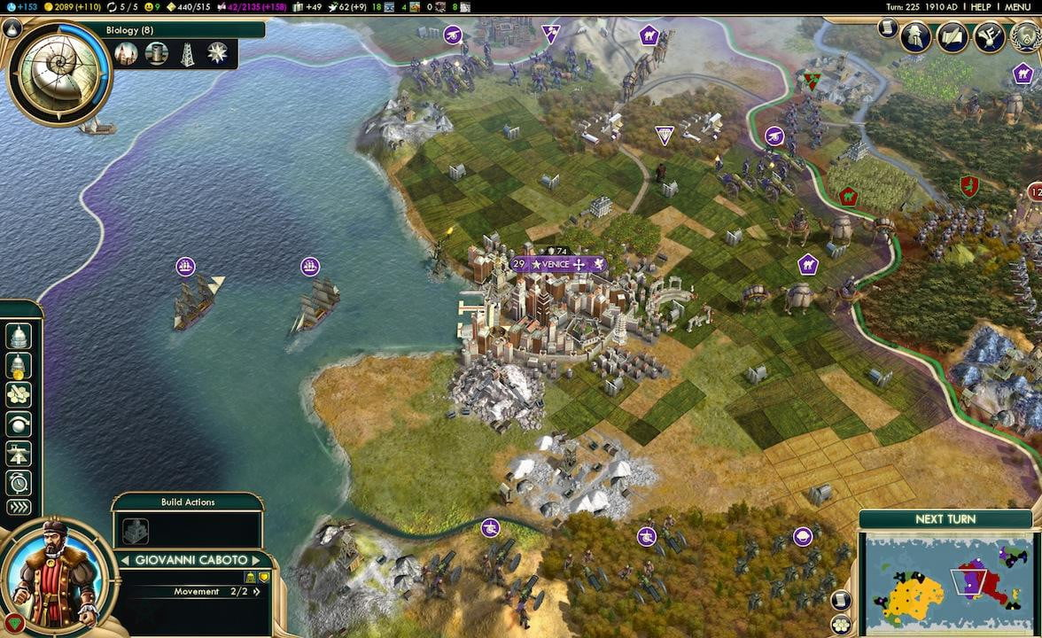 What are some winning strategies for Civilization V: Brave ...