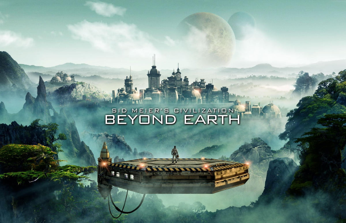 civilization beyond earth takes flight october  key art