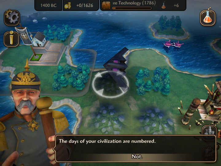 civilization revolution  revealed coming ios july