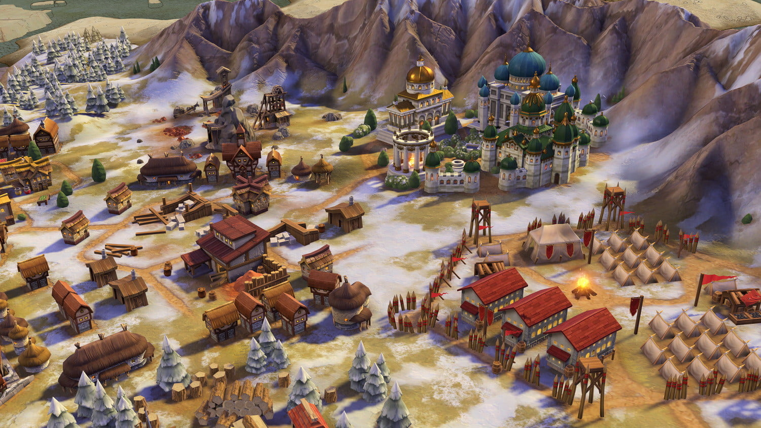 Civilization VI for Nintendo Switch Review – Finally On ...