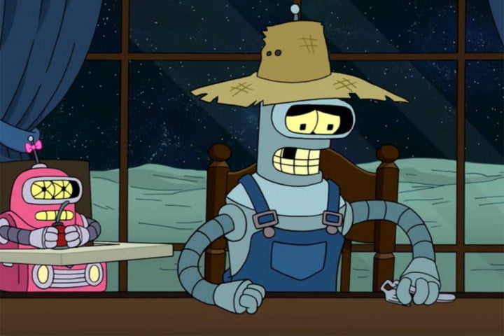 the  best futurama episodes clamps