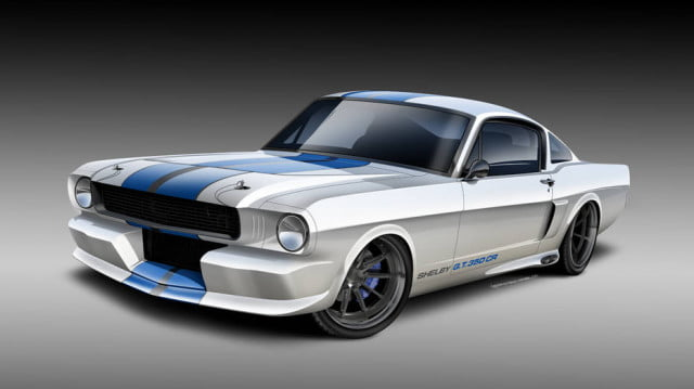 classic recreations ford mustang news specs performance
