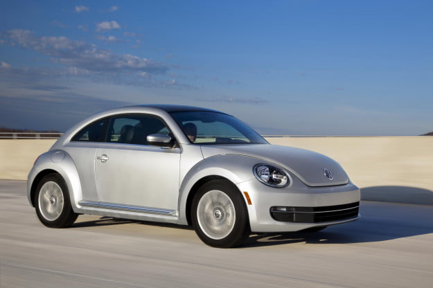 Clean burnin' Bug VW announces 2013 Beetle TDI to start at ,295