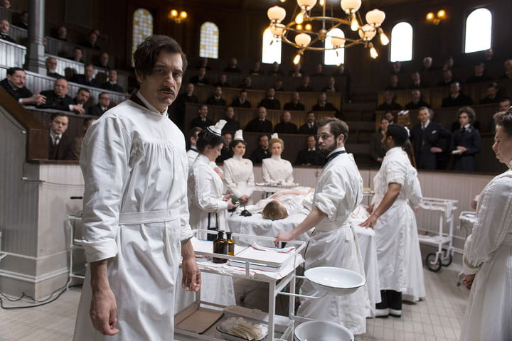 Clive Owen, The Knick