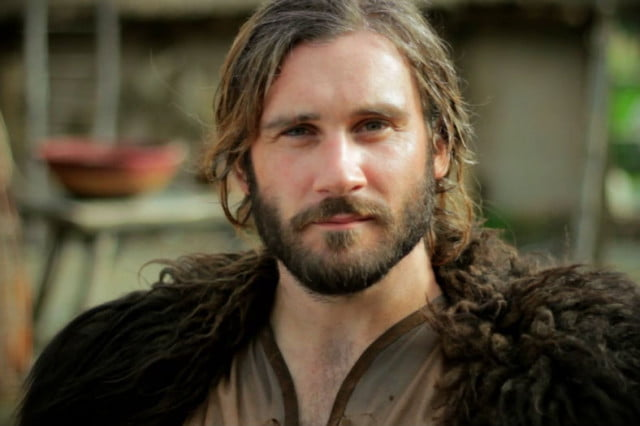taken tv series clive standen vikings