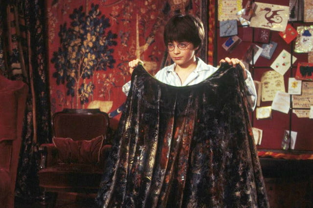 scientists announce progress on harry potter invisibility cloak