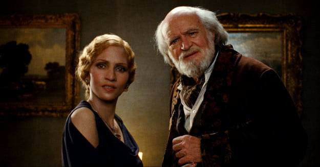 Cloud Atlas -- Halle Berry and Jim Broadbent