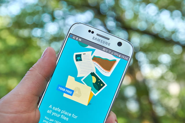 android google app drive cloud storage