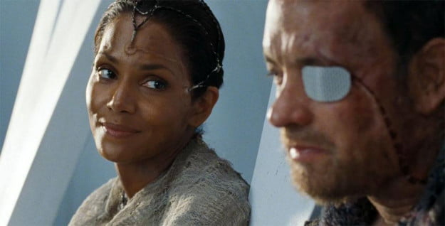 Cloud Atlas -- Tom Hanks, Halle Berry