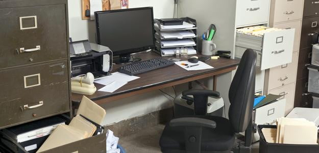 organization tips messy desk