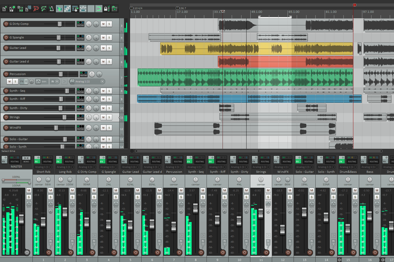 Reaper audio software review