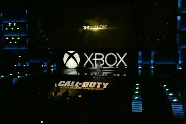 add content call duty advanced warfare show first xbox platforms cod
