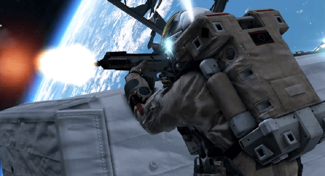 call of duty ghosts goes to space drops campaign hints cod in
