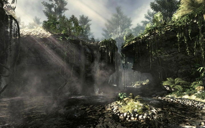 scaling venezuelan skyscrapers and lofty player expectations in call of duty ghosts cod jungle environment