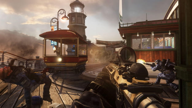 COD Ghosts Onslaught_Bayview Action