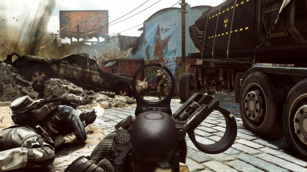 COD Ghosts Onslaught_Containment Action