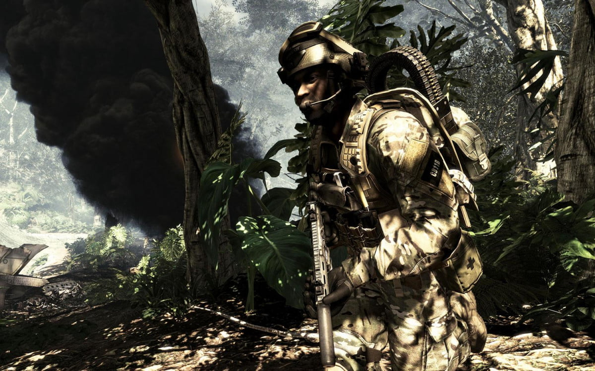 scaling venezuelan skyscrapers and lofty player expectations in call of duty ghosts cod somethings burning