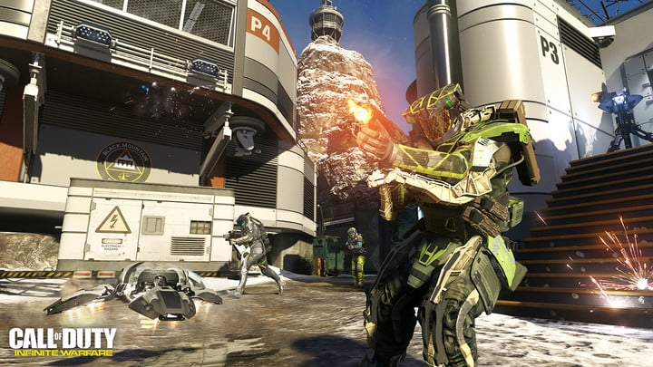 call of duty infinite warfare review cod multiplayer