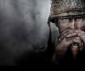 Watch the just-unveiled 'Call of Duty: WWII' trailer right here