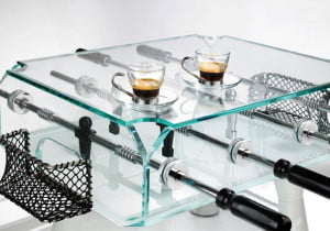 Teckell Foosball Coffee Table