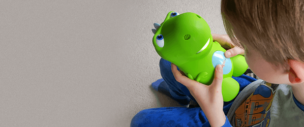 Powered by IBM's Watson AI, this talking dino is the smartest toy we've ever seen