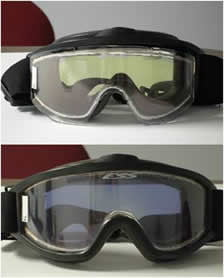 color changing lenses goggles