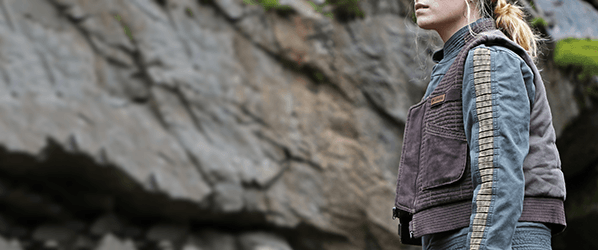 Dress like the rebel scum you are with Columbia's Star Wars jacket collection