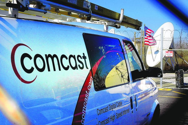 comcast testing tech forces viewers watch ads demand shows