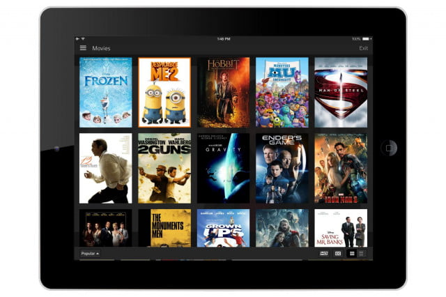 comcast enables on the go mobile streaming for its cloud dvrs x  dvr tablet ui