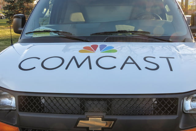 comcast will limit data overage charges to  per month starting june