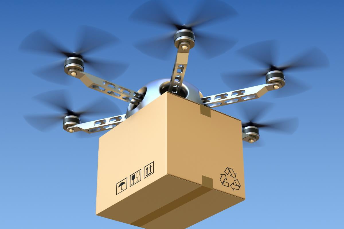 faa sets weight speed altitude limits commercial drones proposed regulations