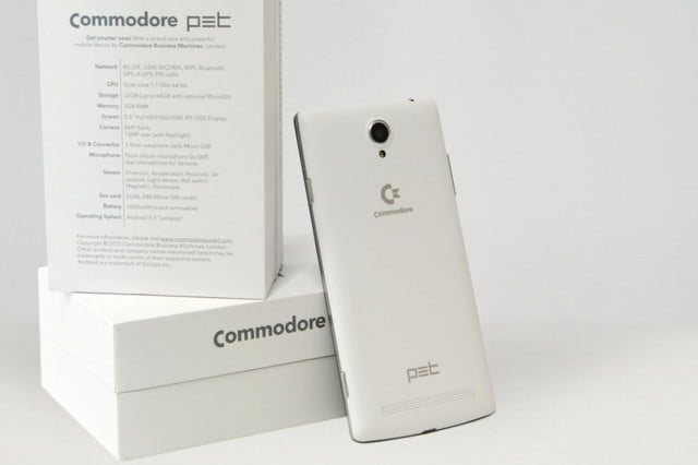 Commodore Is Back With a Mid-Range Android Smartphone ...