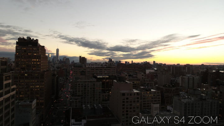 samsung galaxy s  zoom review comparison city