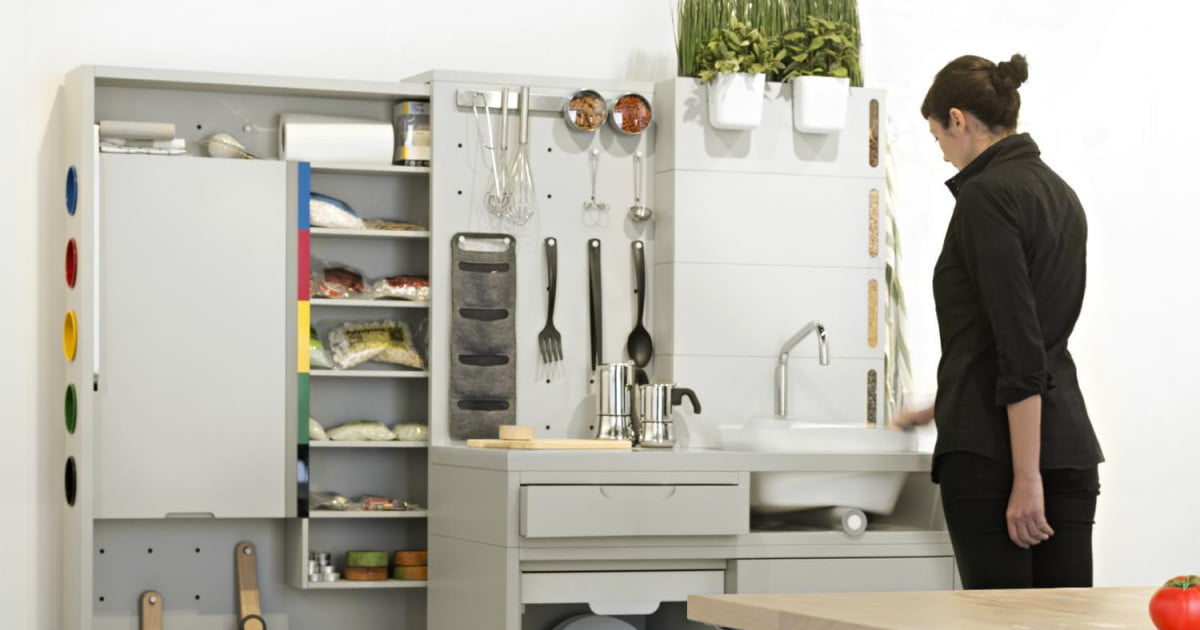 Ikea 39 s concept kitchen 2025 shows the future of cooking for Concept ikea