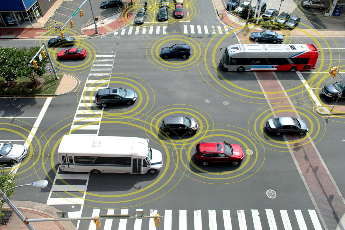 denso v connected car technology cars