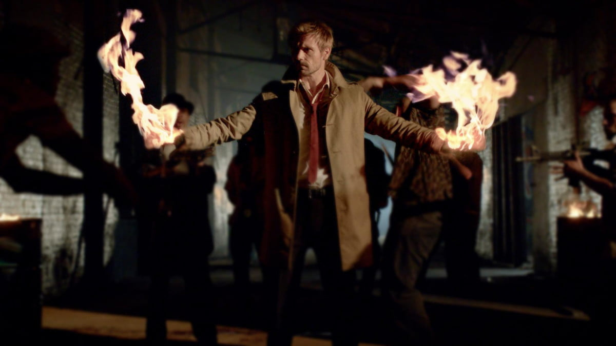 constantine trailers clips news