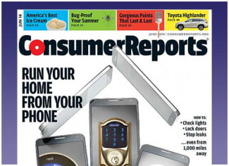 consumer reports june 2014 issue
