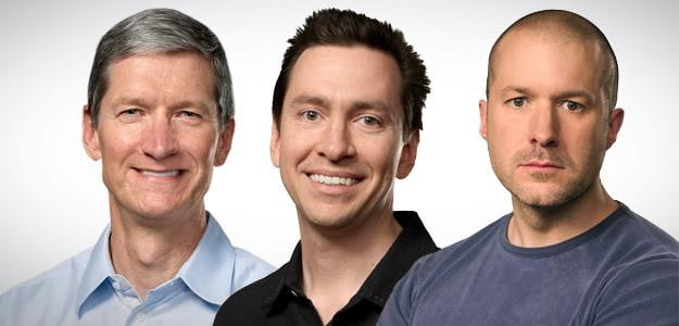 tim cook scott forstall jonathan ive apple ceo successors