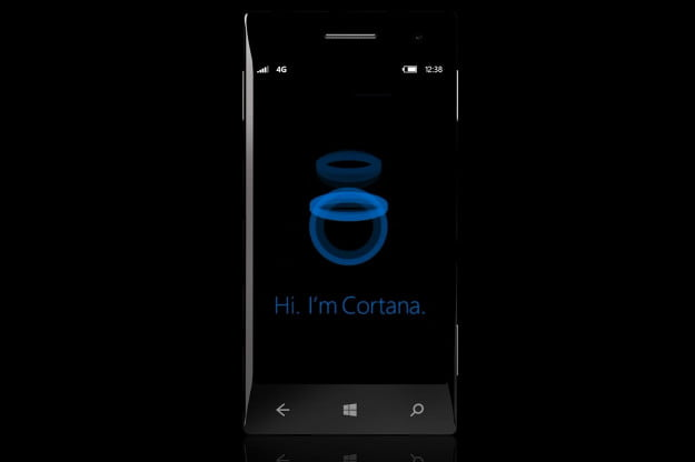 Cortana windows ph8