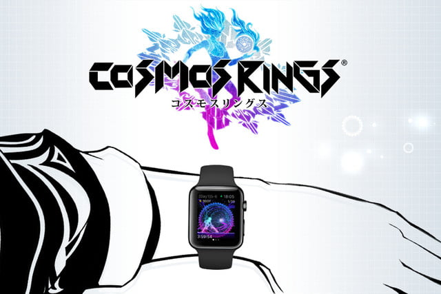 square enix cosmos rings apple watch