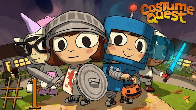 costume quest cartoon amazon frederator double fine