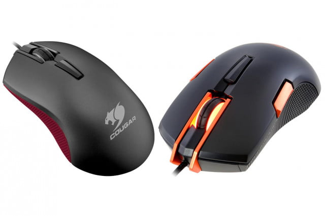 cougar announces affordable  m and gaming mice