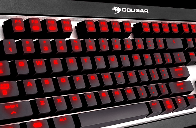 cougar launches attack gaming keyboard market x