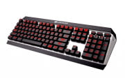 microsoft wireless desktop  review cougar attack x gaming keyboard
